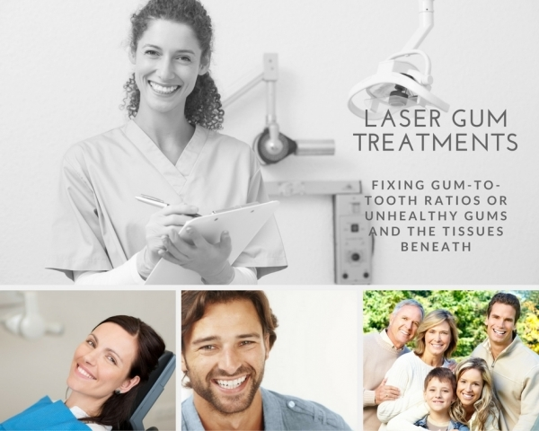 Laser Gum Therapy Dentist