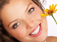 Cosmetic Dentistry Patient in Calgary, AB