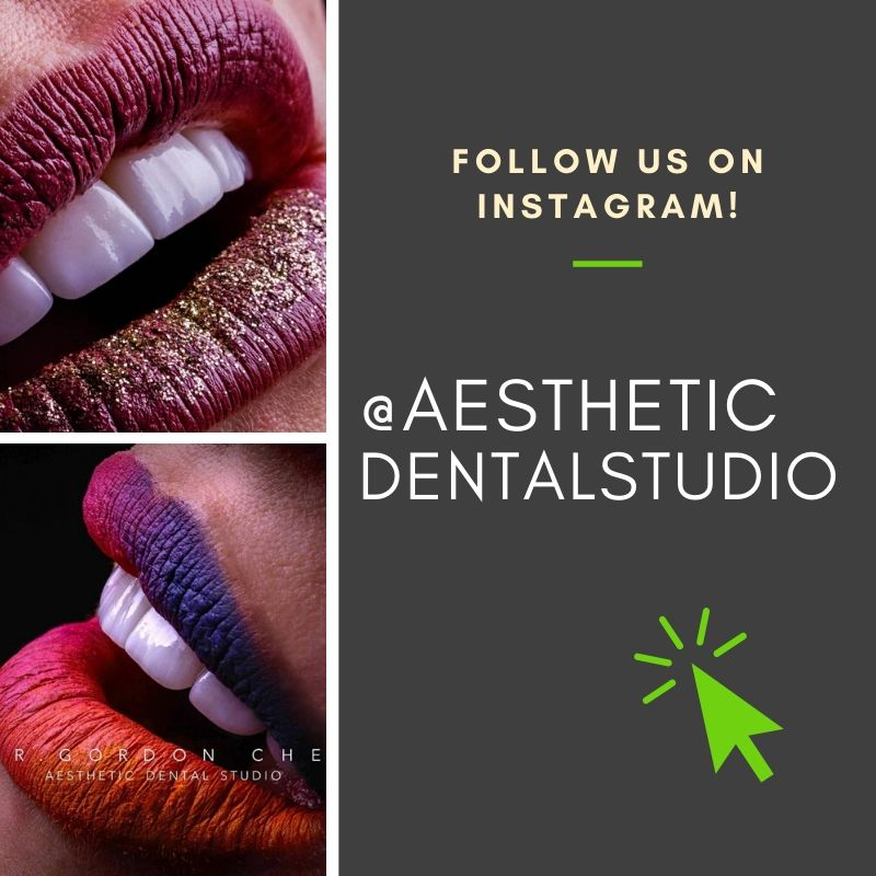 View Aesthetic Dental Studio's Instagram page